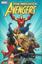 Bendis, Brian Michael Mighty Avengers, Volume 1