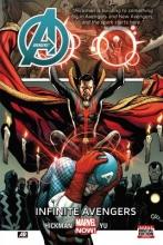 Hickman, Jonathan Infinite Avengers Marvel Now