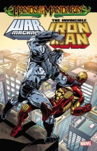 Benson, Scott Iron Man/War Machine