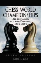 Gelo, James H. Chess World Championships