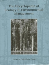 Calow, Peter P. Encyclopedia of Ecology and Environmental Management