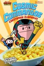 Eliopoulos, Christopher Cosmic Commandos