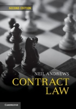 Andrews, Neil Contract Law