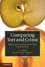 Dyson, Matt Comparing Tort and Crime