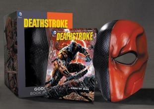 Daniel, Tony Deathstroke, Volume 1 [With Mask]