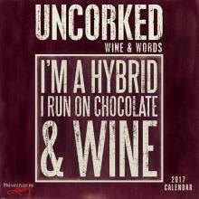 Uncorked! Wine & Words 2017 Calendar
