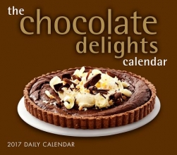 The Chocolates Delights 2017calendar