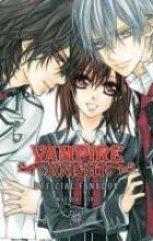 Hino, Matsuri Vampire Knight Official Fanbook