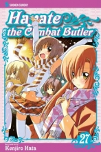 Hata, Kenjiro Hayate the Combat Butler, Volume 27