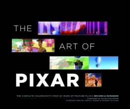 Chronicle Books Pixar, The Art of Pixar