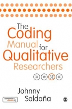 Johnny Saldana The Coding Manual for Qualitative Researchers