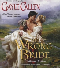 Callen, Gayle The Wrong Bride