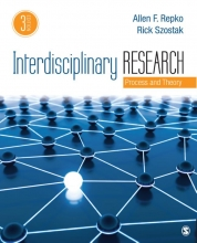 Allen F. Repko,   Rick Szostak Interdisciplinary Research