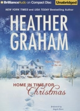 Graham, Heather Home in Time for Christmas