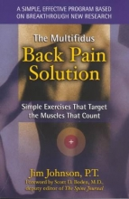 Jim Johnson Multifidus Back Pain Solution