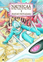 Miyazaki, Hayao,   Kawasaki, Elizabeth Nausicaa of the Valley of the Wind 1