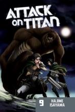 Isayama, Hajime Attack on Titan 9