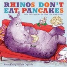 Kemp, Anna Rhinos Don`t Eat Pancakes
