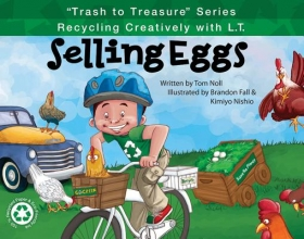 Noll, Tom Selling Eggs