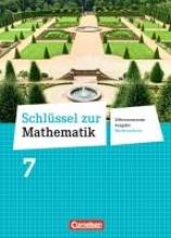 Hecht, Wolfgang,   Koullen, Reinhold,   Kreuz, Jeannine,   Nix, Frank Schlüssel zur Mathematik 7. Schuljahr. Schülerbuch Differenzierende Ausgabe Niedersachsen