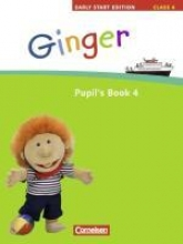 Kraaz, Ulrike,   Hollbrügge, Birgit Ginger - Early Start Edition 44. Schuljahr. Pupil`s Book