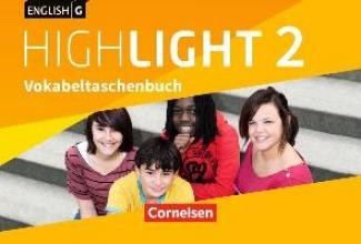 Raspe, Ingrid English G Highlight Band 2: 6. Schuljahr - Hauptschule - Vokabeltaschenbuch