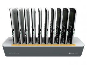 , Oplaadstation voor TI-84 Plus CE voor 10 stuks
