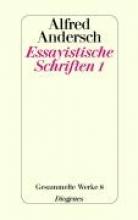 Andersch, Alfred Essayistische Schriften 1