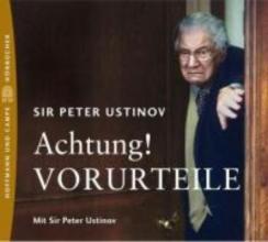Ustinov, Peter Achtung! Vorurteile. CD