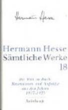Hesse, Hermann Die Welt im Buch 3