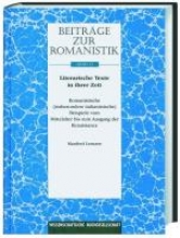 Lentzen, Manfred Beiträge zur Romanistik Literarische Texte in ihrer Zeit