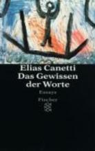 Canetti, Elias Das Gewissen der Worte