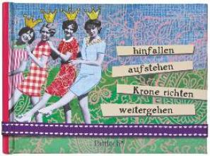 Fritz, Ursula hinfallen - aufstehen - Krone richten - weitergehen
