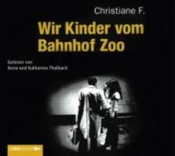 F., Christiane Wir Kinder vom Bahnhof Zoo