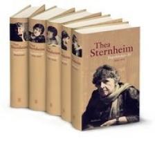 Sternheim, Thea Tagebücher 1903 - 1971