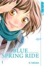 Sakisaka, Io Blue Spring Ride 01