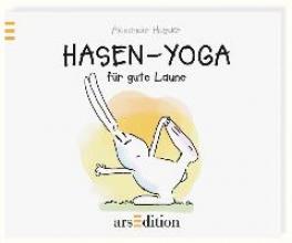 Hasen-Yoga für gute Laune