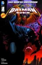 Tomasi, Peter J. Batman & Robin Sonderband. 01: Geboren um zu töten