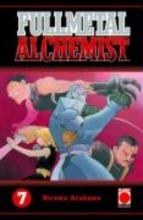 Arakawa, Hiromu Fullmetal Alchemist 07