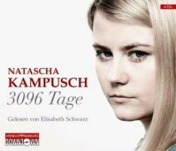 Kampusch, Natascha 3096 Tage