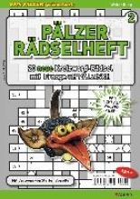 100% PÄLZER! präsentiert: PÄLZER RÄDSELHEFT 2