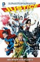 Johns, Geoff Justice League 03: Der Thron von Atlantis