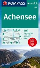 Kompass-Karten Gmbh, KOMPASS Wanderkarte Achensee 1:35 000