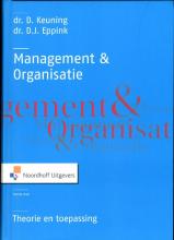 D.J. Eppink D. Keuning, Management en organisatie