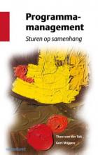 G. Wijnen T. van der Tak, Programmamanagement