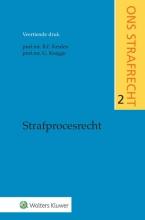 B.F. Keulen , Strafprocesrecht