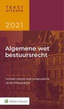 , Tekstuitgave Algemene wet bestuursrecht 2021