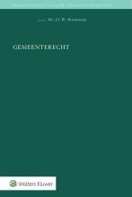 J.L.W. Broeksteeg , Gemeenterecht