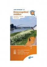 ANWB , Fietskaart Rivierengebied midden 1:66.666