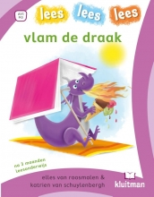 Elles van Roosmalen , vlam de draak